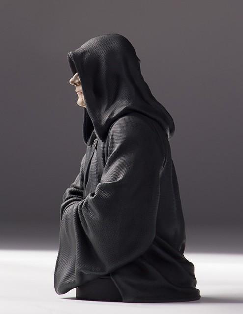 [Gentle Giant] Star Wars - Emperor Palpatine 1/6 Mini Bust 16535620273_47499d83d8_z