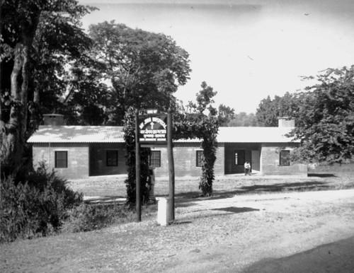 Nav Jivan Dispensary, Satbarwa, Bihar, India, 1961