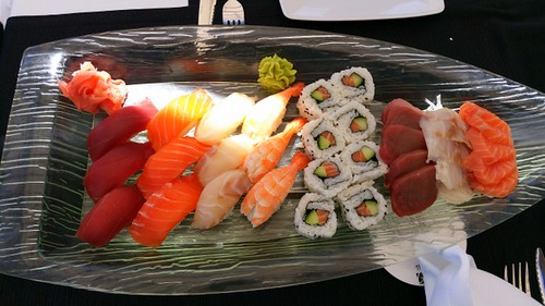Sushi at Wishes Bar