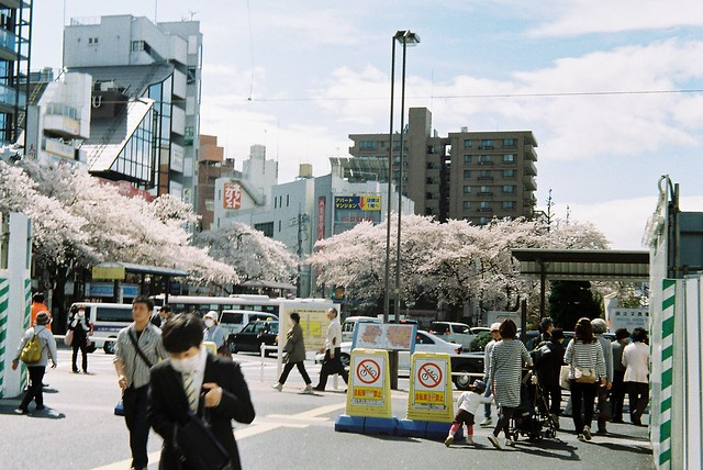 Lomography Color Negative 100 ISO + FED-2 (FED Industar-10 / 50mm f3.5)