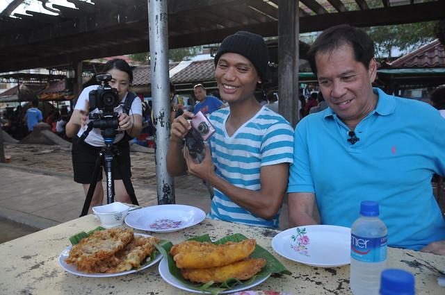 FoodPrints Ilocos Sur BTS