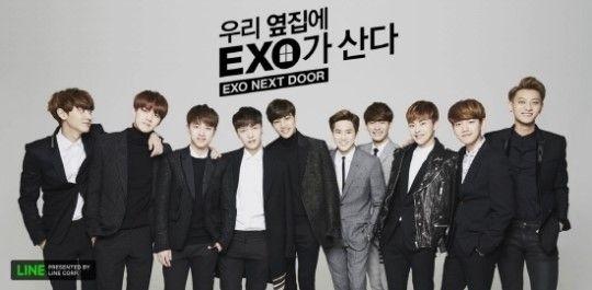 Exo Nhà Bên (thuyết Minh) - Exo Next Door (2015)