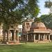 Le site d'Hauz Khas (Delhi, Inde)