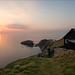 Lundy Island, Devon by Richard Hookway