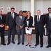 Achim Barchmann mit dem Außenminister von Sri Lanka Mangala Samaraweera
