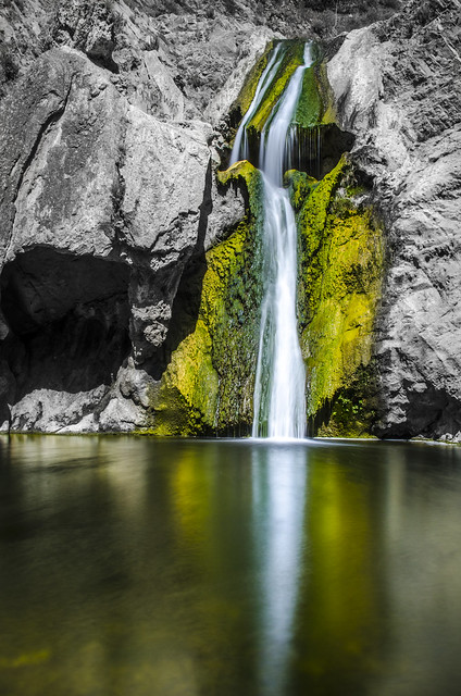 Paradise Waterfall @Los Angeles..