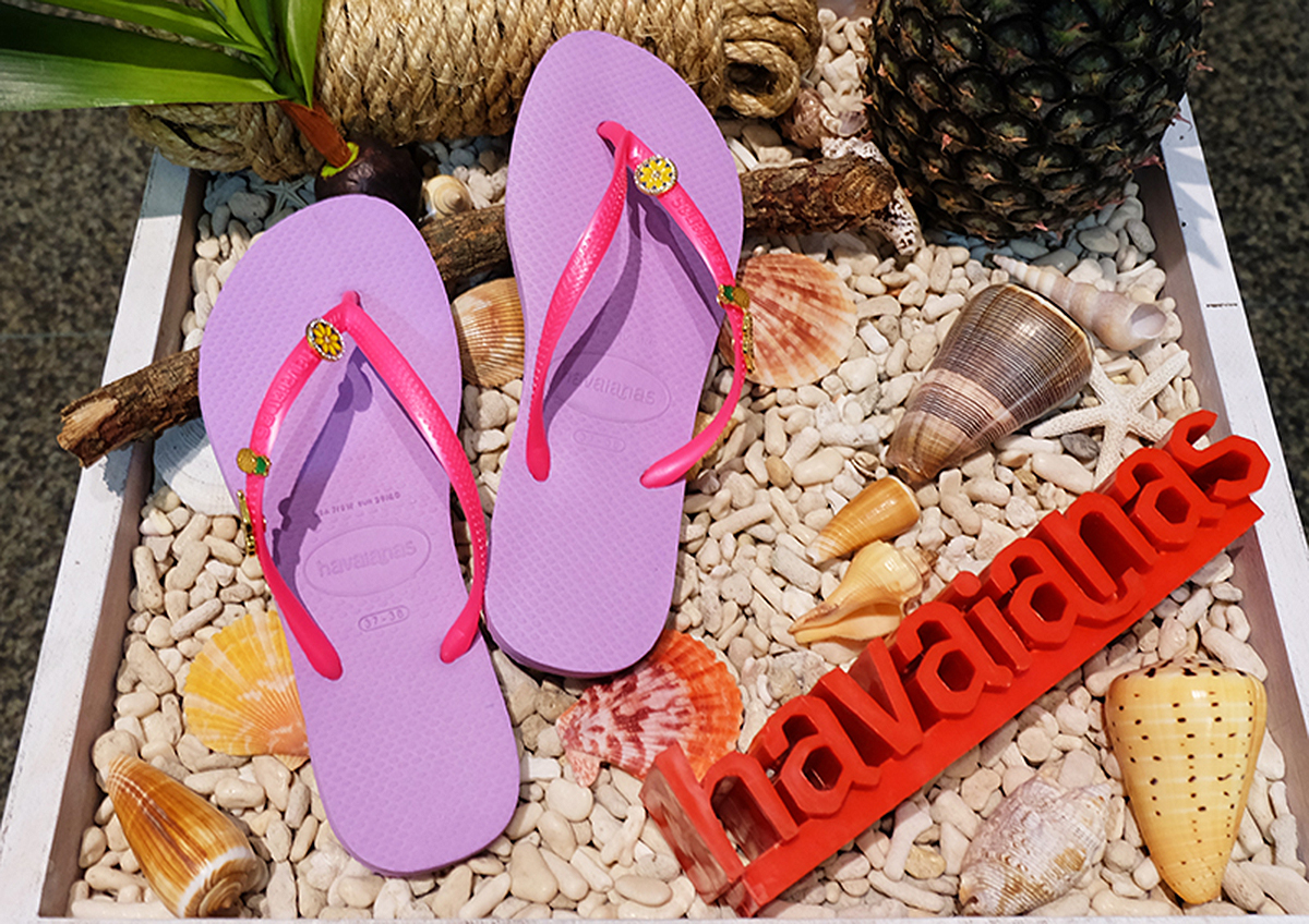 Trice Nagusara - Make Your Own Havaianas, 2015
