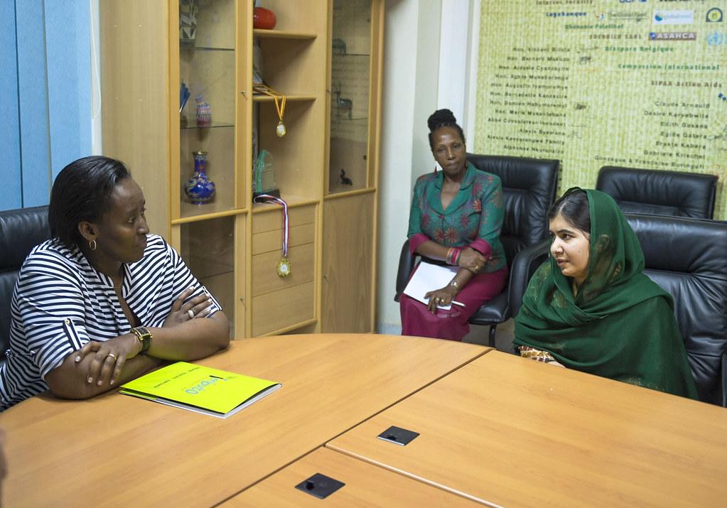 Visit of Malala Yousafzai, Nobel Peace Prize Laureate | Ki