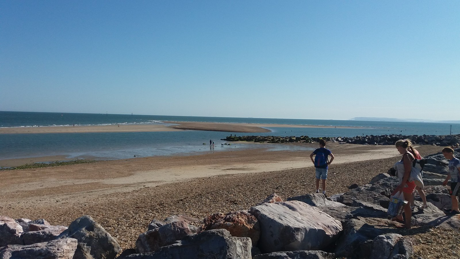 20160719_171932 Eastoke Point sandbar
