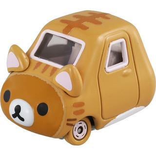"""TOMICA 多美小汽車《拉拉熊》特別""""悠閒的貓""""式樣!"""