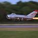 PZL-Mielec Lim-5 (MiG-17F) 1C1611 Bord 1611 Blue - N217SH; Fighterjets Inc. Randy Ball by AV8PIX Christopher Ebdon