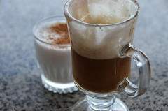 frapp㩠coffee, salep, caf㩠au lait, horchata, coffee, caff㨠macchiato, drink, irish coffee, latte,