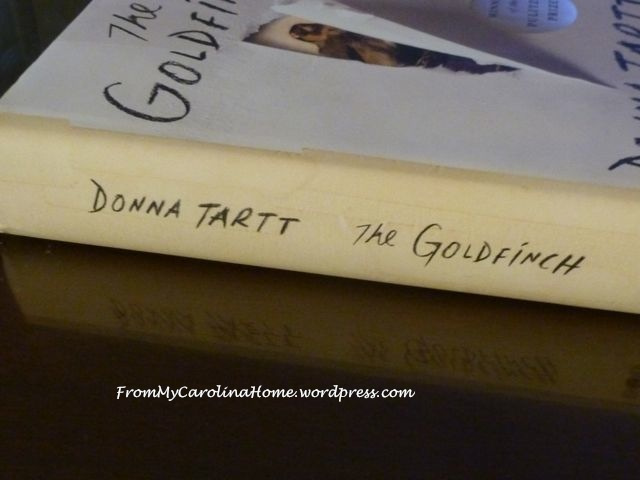 Goldfinch by Donna Tartt -4