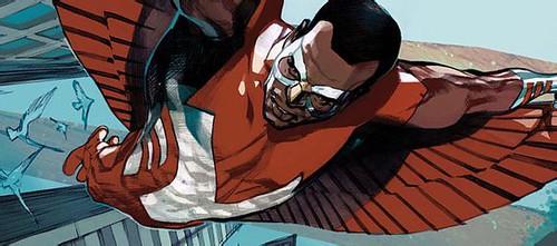 96.The Falcon-獵鷹