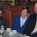"The Greenwich Delegation hosts a ""Coffee with your Legislator Event"" at Glory Days Diner in Greenwich."