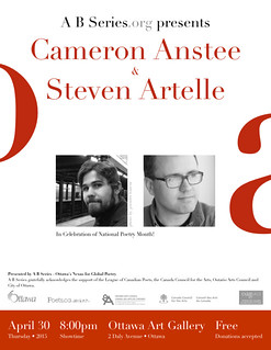 ANSTEE & ARTELLE - A B Series Celebrates National Poetry Month!