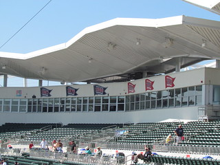 More Recent Championship Pennants at JetBlue Park -- Ft. Myers, FL, March 16, 2015