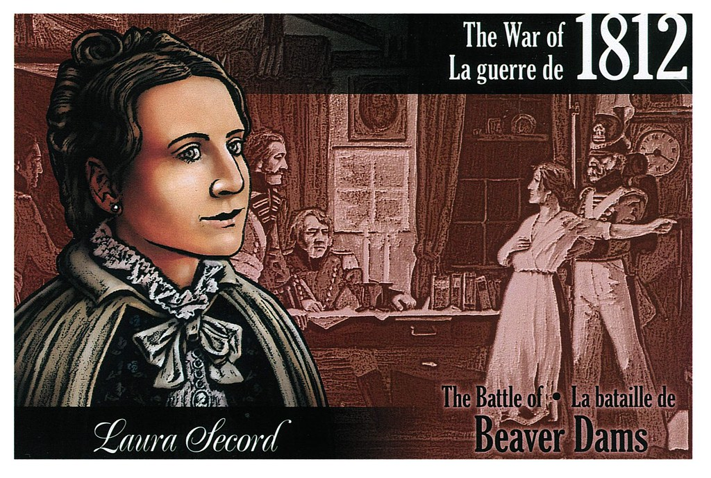 War of 1812 - Laura Secord