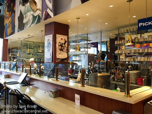 Disney Studio Store and Ghirardelli Soda Fountain Chocolate Shop