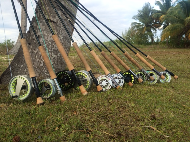 Fly Rods for the Bahamas