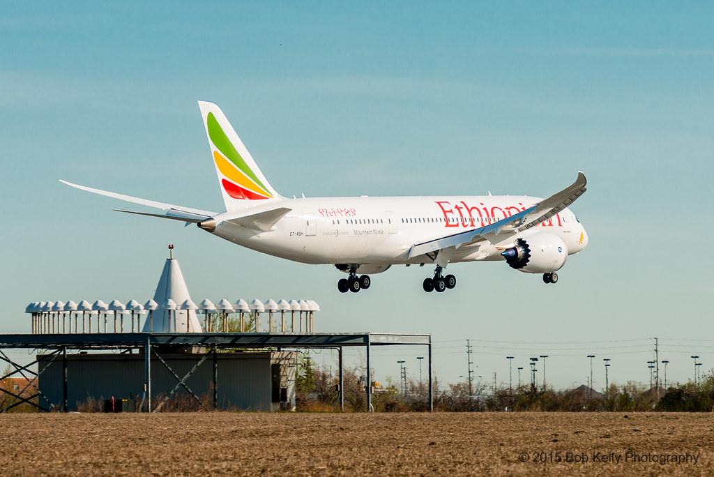 ET-ASH - B788 - Ethiopian Airlines