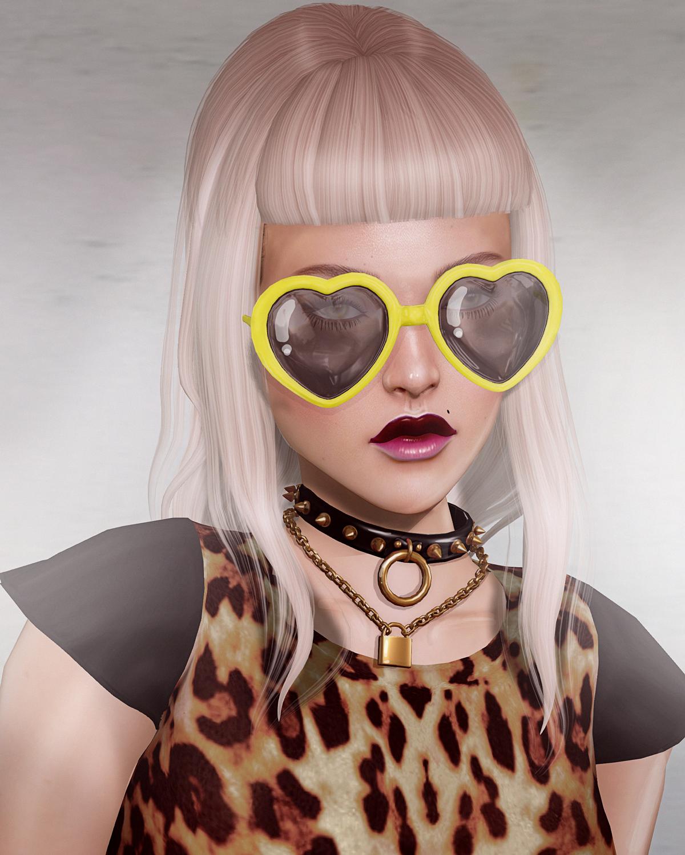 . Sheena is a punk rocker