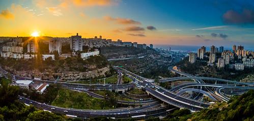 sunset israel timelapse il haifa omd 75mm em5 haifadistrict olympusomdem5 bower75mmf35