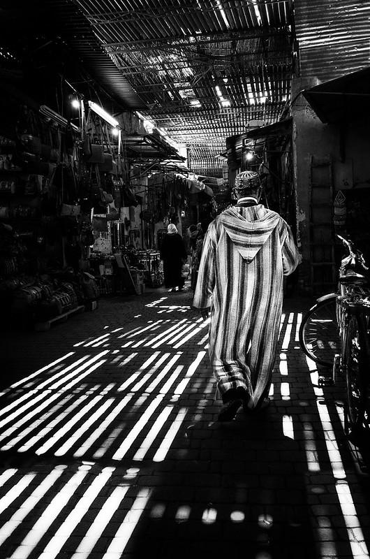 Marrakesh  souk 2