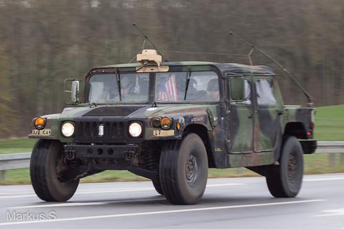 Dragoon Ride federal highway 14 junction Federal Highway 299 between Amberg and Hirschau Germany-10