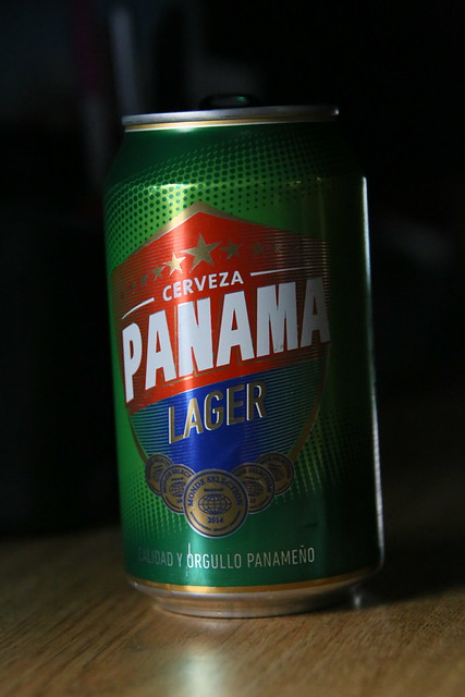 65c beers, I think we're gonna like Panama!