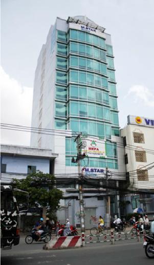 Cao ốc văn phòng M-Star Building