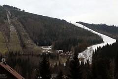 Poslední lyžařský víkend v Harrachově - aktuálně ve fotografiích