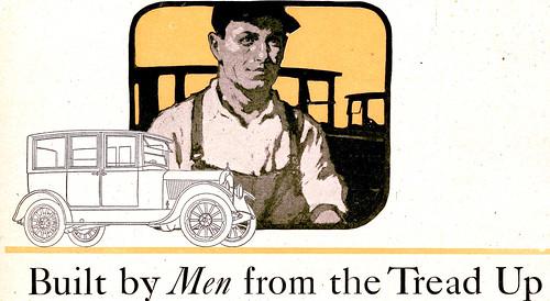 1920 Sayers Glendale Six