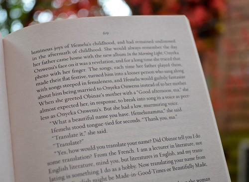p. 68 - Americanah