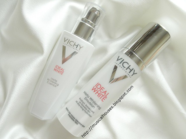 Vichy Ideal White Essence Emulsion Bottle