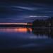 Night comes to Ruonala by Jyrki Salmi