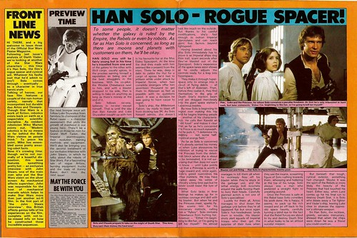 Star Wars UK Poster Magazine #3 (1978) 2