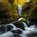 Falls Creek falls by Ryan Engstrom Photography