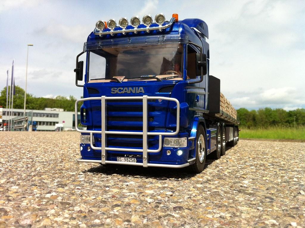 Scania von Patrik Pieuchot