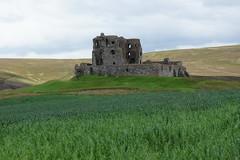 Auchindoun Castle ( a relic of the past )
