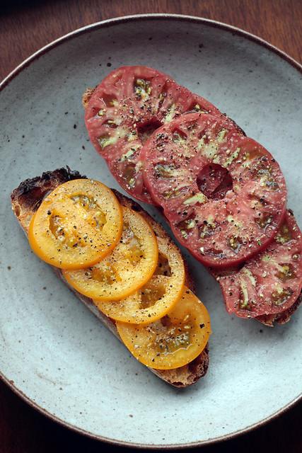 Tomato Toast II