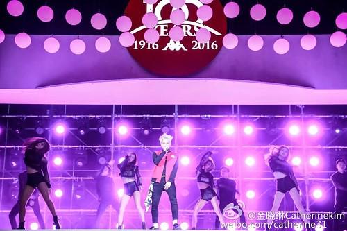 G-Dragon - Kappa 100th Anniversary Event - 26apr2016 - catherine31 - 11