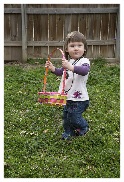 Easter With Madeleine 2015-04-05 1