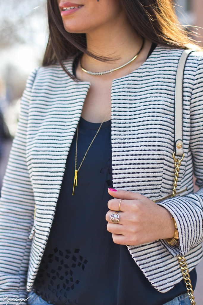 boyfriend jeans, navy blouse, striped blazer-5.jpg