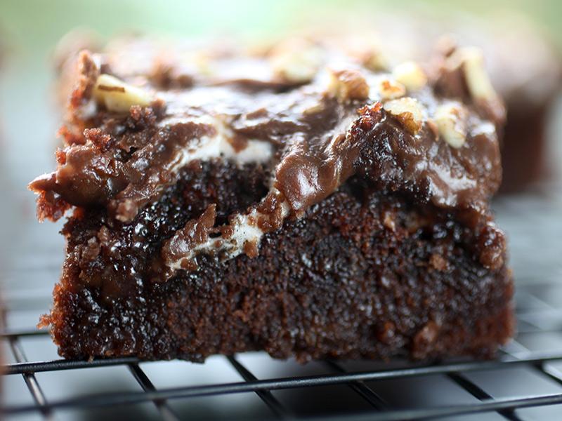 Cocoa-Cola Snack Cake