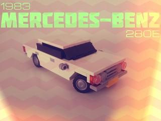 1983 Mercedes-Benz 280E