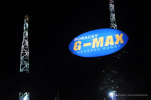 Our G-Max Reverse Bungy Experience in Boracay | marxtermind com