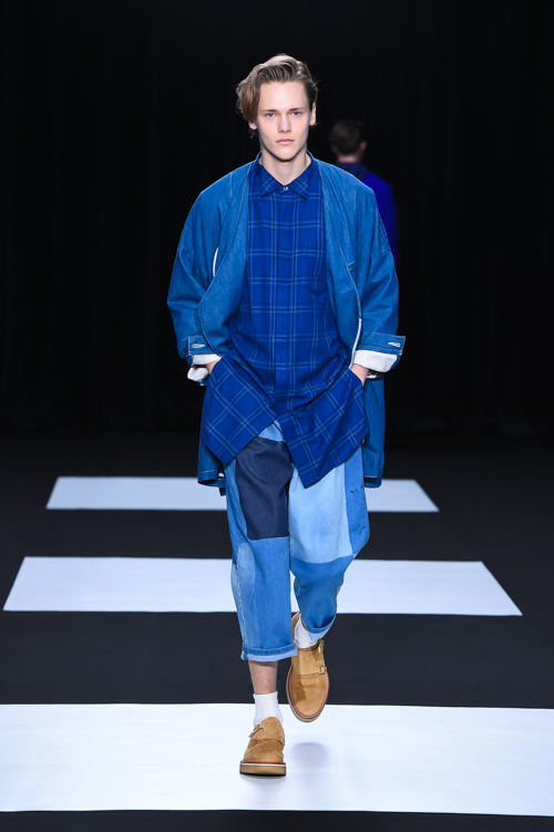 Ryan Keating3005_FW15 Tokyo KIDILL(Fashion Press)