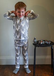 hello bear pajamas