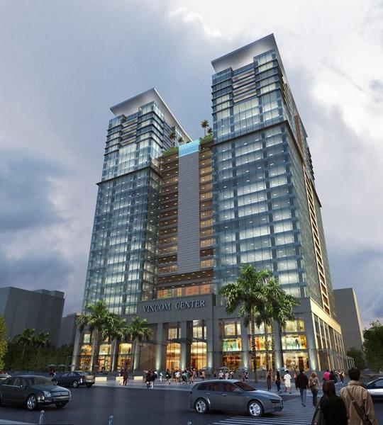 Dự án bất động sản Vincom Center- Lê Thánh Tôn Quận 1